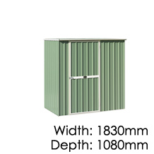 Garden Master Shed Flat - 1080x1830mm