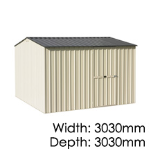 Garden Master 3030 - Roof 3030(W) x 3030(L)mm