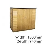 Pinehaven Kapiti Timber Shed