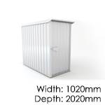 Smart-Store-1020-Zincalume