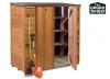 Cedar-Locker