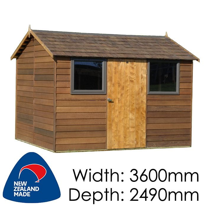 Garden Sheds NZ Cedar-Bentley-700x700