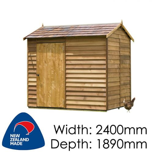 Wooden / Timber Sheds