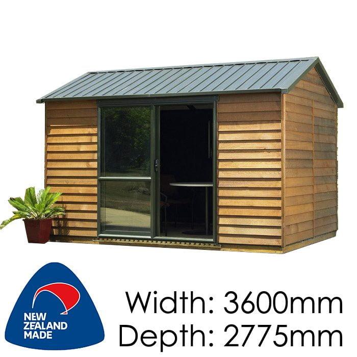 Garden Sheds NZ Cedar-Urban-700x700