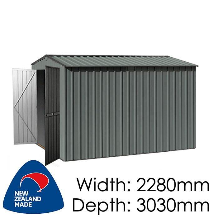 Garden Sheds NZ GM3023EE-700x700