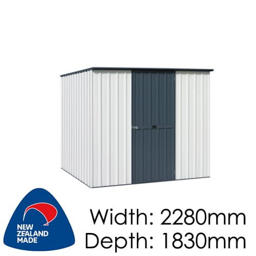 Garden Master GM2318 2280x1830 Garden Shed available at Gubba Garden Shed
