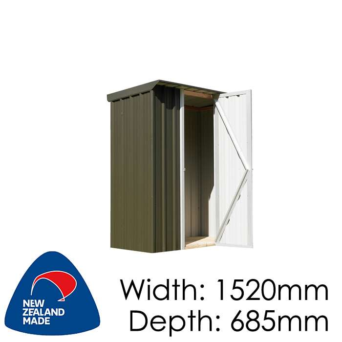 SmartStore Locker SM1507 1520x685 Karaka Locker Shed available at Gubba Garden Shed