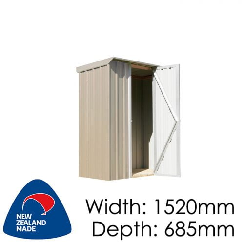 Garden Sheds NZ Smart-Store-Locker-SM1507-Lichen-2-500x500
