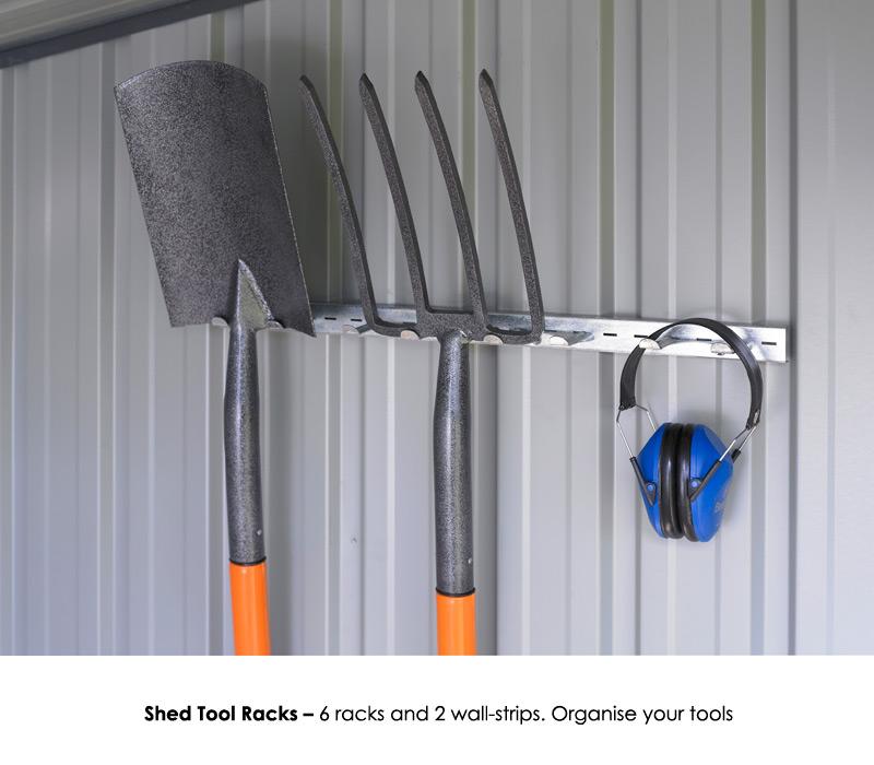 Garden Sheds NZ Garden-Sheds-Tool-Rack