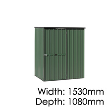 Garden Master Shed Flat - 1080x1530mm