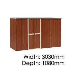 Garden Master Flat Roof - 1080x3030mm