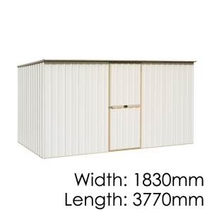 Garden Master Sloping Roof - 1830x3770mm