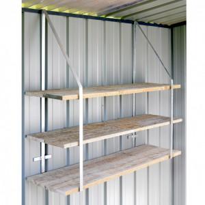 Shelf Brackets (shelves not included)