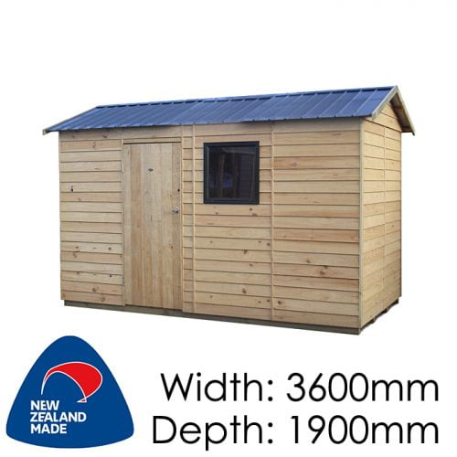 Garden Sheds NZ pinehaven-ben-mcleod-timber-shed-500x500