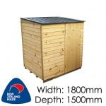 Garden Sheds NZ pinehaven-tasman-timber-shed-150x150
