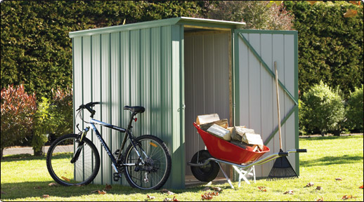 Garden Sheds NZ FORT_TUF100_product