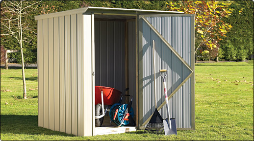 Garden Sheds NZ FORT_TUF400_product