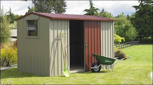 Garden Sheds NZ KIWIMK3_product