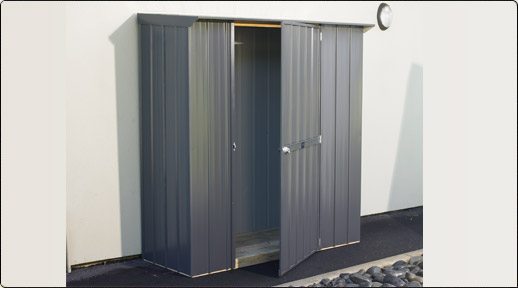 Garden Sheds NZ TUFlocker_product