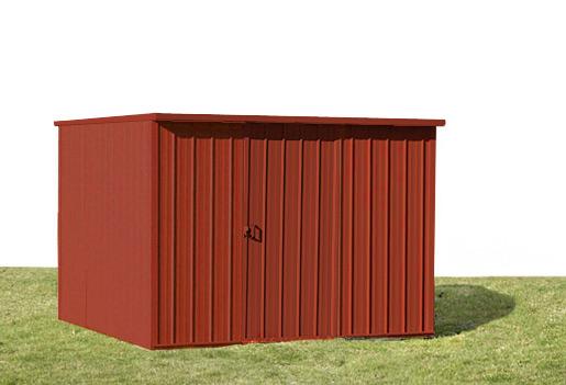 duratuf kiwi kl2 garden shed