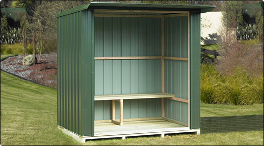 Garden Sheds NZ FORT_BS400_product
