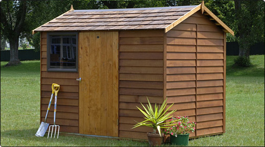 Garden Sheds NZ Logan_product