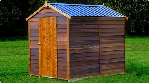 Garden Sheds NZ Sherwood_product1