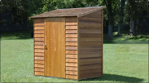 Charmant Cedar Hampshire Timber Garden Shed