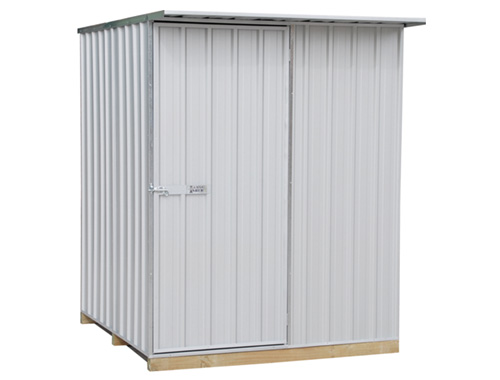 Galvo GVO1515 Alu-Zinc Garden Shed - Floor Kitset Included (pickup deal)