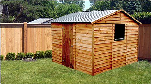 Pinehaven 2700x2800 Dunstan Timber Garden Shed available at Gubba Garden Shed