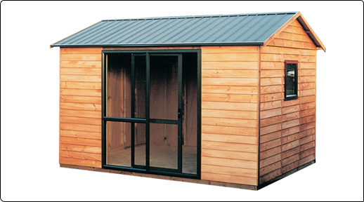 Pinehaven 3600x2800 Lambton Timber Studio available at Gubba Garden Shed