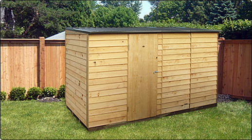 Pinehaven 3600x1500 Lyell Timber Garden Shed available at Gubba Garden Shed