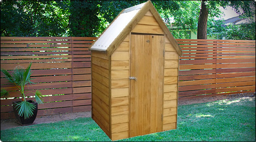 Pinehaven Matui Timber Garden Shed
