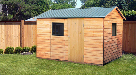 Pinehaven Richardson Garden Shed