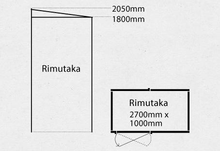 Rimutaka Garden Shed Plan