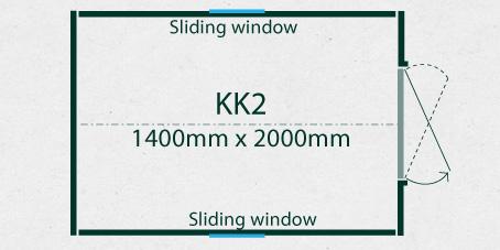 KK2 Garden Shed Plan