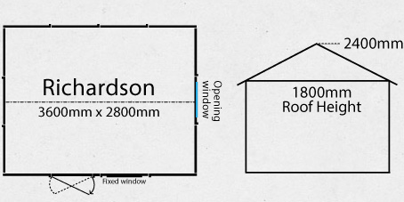 Craigieburn Garden Shed Plan