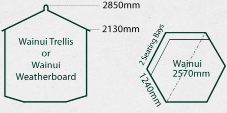 Garden Sheds NZ wainui-shed-plan