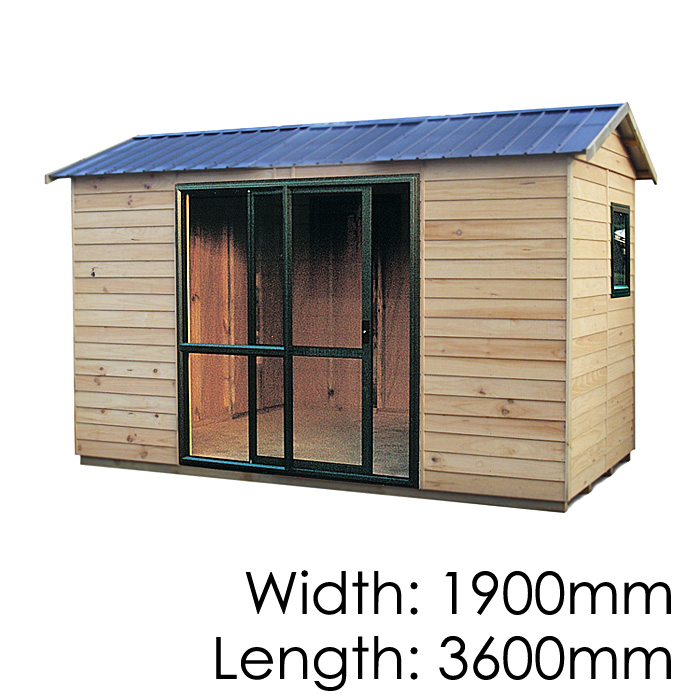 Garden Sheds Nz pinehaven willis timber studio from gubba garden sheds