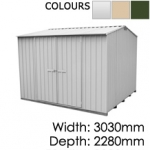 Garden Shed GVO3023