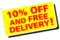 Garden Master 10% OFF & FREIGHT FREE Thumb