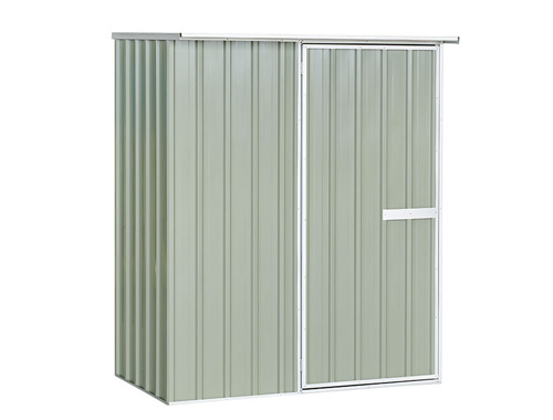 Garden Sheds NZ gvo-1508-Hazy-Grey