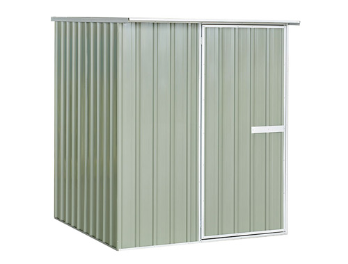 Garden Sheds NZ gvo-1515-Hazy-Grey