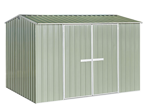 Garden Sheds NZ gvo-3023-Hazy-Grey