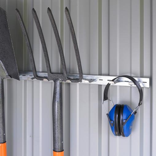 Garden Sheds NZ Garden-Shed-Tool-Rack