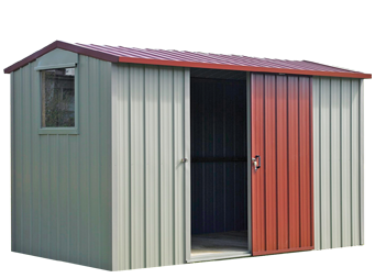Garden Sheds NZ Duratuf-Kiwi-Timber-Framed-Garden-Shed