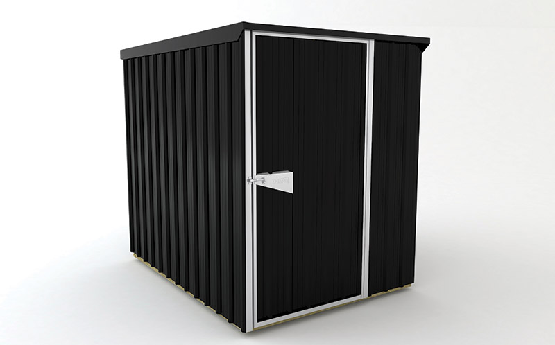 Garden Sheds NZ Smart-Store-1520-Ebony