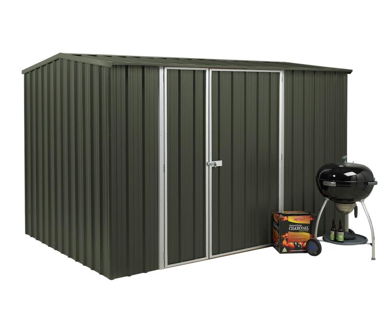 Garden Sheds NZ Smart-Store-3020-karaka