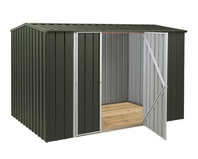 Garden Sheds NZ Smart-Store-3025-karaka