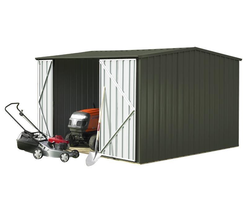 Garden Sheds NZ Smart-Store-3030-karaka